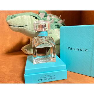 ティファニー(Tiffany & Co.)のティファニー オードパルファン 50ml(香水(女性用))