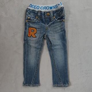 ロデオクラウンズ(RODEO CROWNS)のロデオクラウンズ キッズ デニム パンツ ズボン ジーンズ(パンツ/スパッツ)