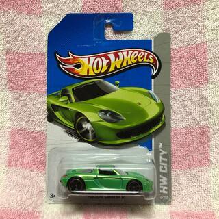 ポルシェ(Porsche)のホットウィール カレラ GT(ミニカー)