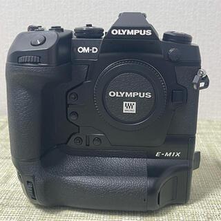 OLYMPUS - olympus オリンパス om-d e-m1x ボディ