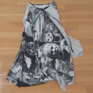 ヴィヴィアンウエストウッド(Vivienne Westwood)の激レア 廃盤 パペット 変形 viviennewestwood ロングスカート (ロングスカート)