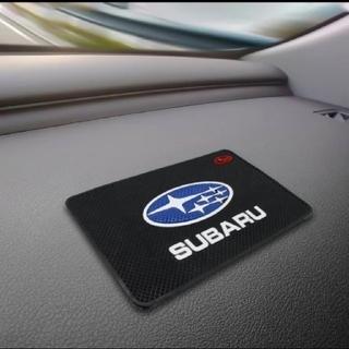 スバル(スバル)の最安値!★スバルSUBARU滑り止めマット★(車内アクセサリ)