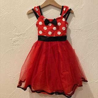 クレアーズ(claire's)のミニーちゃん風ドレス (ドレス/フォーマル)
