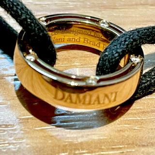 Damiani - 激安ダミアーニ DAMIANI D-SIDE ユニセックスコードブレスレット美品