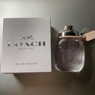 コーチ(COACH)のコーチオードトワレ ニューヨーク Newyork(香水(女性用))