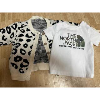 ザノースフェイス(THE NORTH FACE)のベビー服(その他)