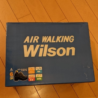 wilson - 靴 エアウォーキング 26cm  6cmインヒール