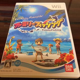Wii - ファミリーフィッシング Wii