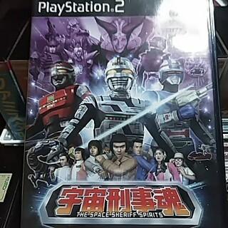 PlayStation2 - 宇宙刑事魂 PS2