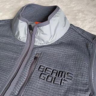 BEAMS - 着用3回!美品!!  ビームスゴルフ ベスト Mサイズ