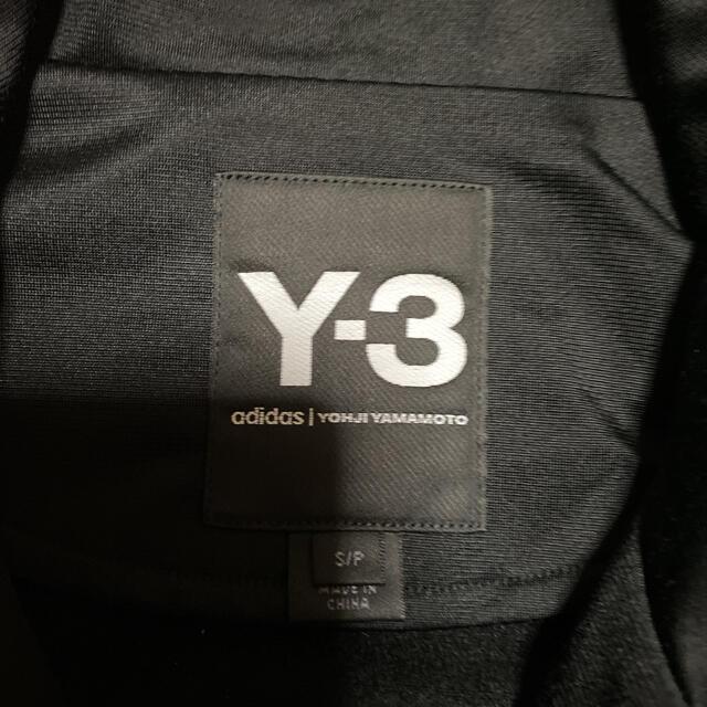 Y-3(ワイスリー)のY-3 Y3 YOHJI YAMAMOTO トラックジャケット ジャージ s メンズのトップス(ジャージ)の商品写真
