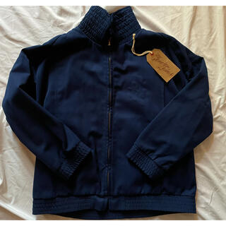 テンダーロイン(TENDERLOIN)のテンダーロイン ワークジャケット S ネイビー 迷彩 インナー カモ(ブルゾン)