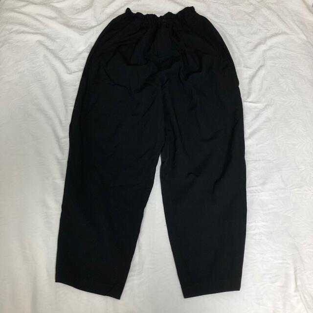COMME des GARCONS HOMME PLUS(コムデギャルソンオムプリュス)のコムデギャルソン  オム ウールギャバ パンツ イージーパンツ メンズのパンツ(スラックス)の商品写真