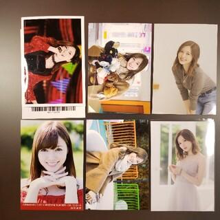 ノギザカフォーティーシックス(乃木坂46)の白石麻衣 生写真(アイドルグッズ)