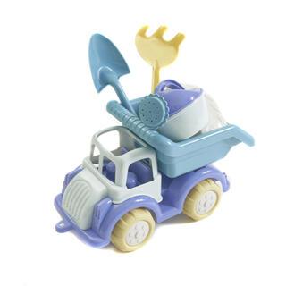 3COINS - スリーコインズ 砂場 砂遊び ダンプカー