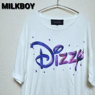 ミルクボーイ(MILKBOY)のMILKBOY ミルクボーイ DIZZY TEE Tシャツ(Tシャツ/カットソー(半袖/袖なし))