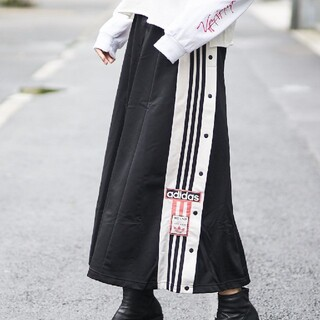 adidas - adidas Originals アディブレイク ロングスカート 黒 Mサイズ