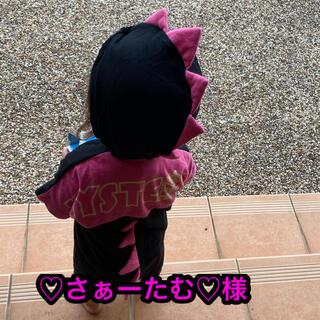 ヒステリックミニ(HYSTERIC MINI)の♡さぁーたむ♡様❤(ロンパース)