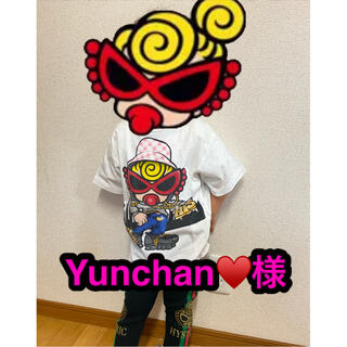 ヒステリックミニ(HYSTERIC MINI)のYunchan♥様(Tシャツ/カットソー)