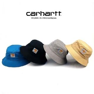 カーハート(carhartt)の【carhartt】CANP HAT バケットハット/ロゴワッペン付き(ハット)
