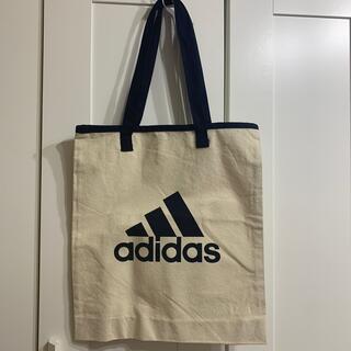 アディダス(adidas)のアディダス  ノベルティ トートバッグ(ノベルティグッズ)