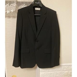 サンローラン(Saint Laurent)のサンローラン 2Bジャケット 美品 シャツ デニム ブルゾン(テーラードジャケット)