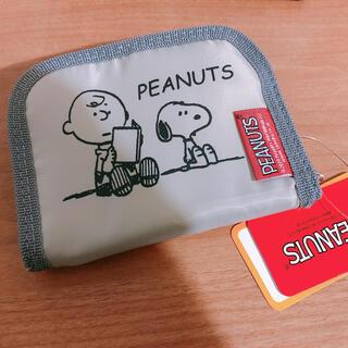 スヌーピー(SNOOPY)のPEANUTS 2つ折り財布(折り財布)