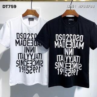 ディースクエアード(DSQUARED2)のDSQUARED2(#132)2枚9000 Tシャツ 半袖 M-3XLサイズ選択(その他)
