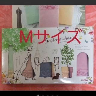 シャルレ - シャルレ5色ショーツ M