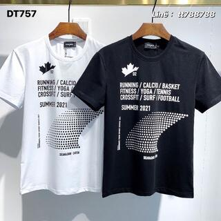 ディースクエアード(DSQUARED2)のDSQUARED2(#133)2枚9000 Tシャツ 半袖 M-3XLサイズ選択(その他)