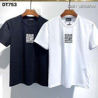 ディースクエアード(DSQUARED2)のDSQUARED2(#134)2枚9000 Tシャツ 半袖 M-3XLサイズ選択(その他)