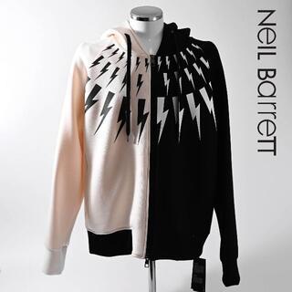 NEIL BARRETT - 新品 NeIL BarreTT THUNDERBOLT パーカー