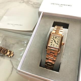 ユナイテッドアローズ(UNITED ARROWS)のUNITED ARROWS TOKYO 腕時計  アナログ(腕時計)
