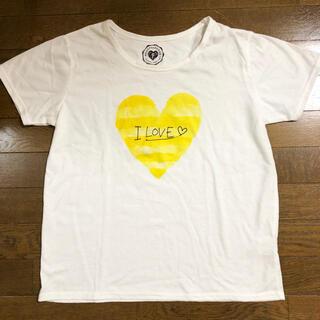 ラフ(rough)のrough🌟Heart paradise💛Tシャツ(Tシャツ(半袖/袖なし))