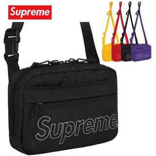 Supreme - supreme shoulderbag 18aw