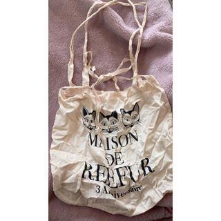 Maison de Reefur - メゾンドリーファ トートバッグ フレンチガーリー
