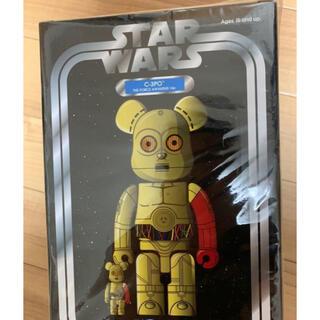 メディコムトイ(MEDICOM TOY)のBE@RBRICK STARWARS C-3PO AWAKENS Ver.(キャラクターグッズ)