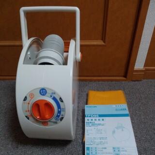 TESCOM - TESCOM テスコム 布団乾燥機 ふとん乾燥機 ダニ駆除 取り扱い説明書付き