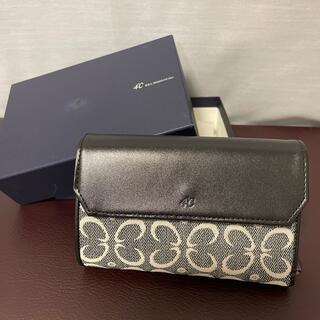ヨンドシー(4℃)の未使用品 お財布(財布)