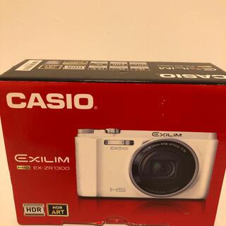 カシオ(CASIO)のカシオ CASIO EX-ZR1300 デジタルカメラ(コンパクトデジタルカメラ)