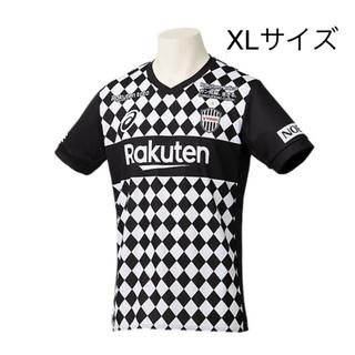 アシックス(asics)のXLサイズ ヴィッセル神戸 公式レプリカシャツ'21 イニエスタ アシックス(応援グッズ)