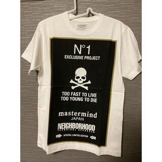 ネイバーフッド(NEIGHBORHOOD)のneighborhood  ×  MASTERMIND JAPAN Tシャツ(Tシャツ/カットソー(半袖/袖なし))