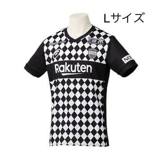 アシックス(asics)のLサイズ ヴィッセル神戸 公式レプリカシャツ'21 イニエスタ アシックス(応援グッズ)