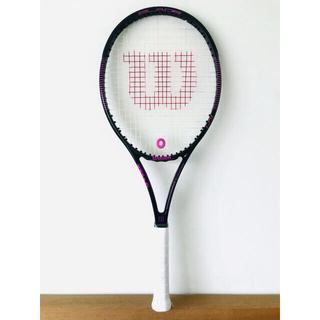 wilson - 【限定】ウィルソン『BLADE 104 ブレード ピンク』G2/テニスラケット