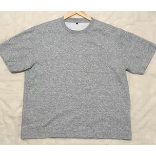 ムジルシリョウヒン(MUJI (無印良品))の無印 二重編みビッグシルエットTシャツ(Tシャツ/カットソー(半袖/袖なし))