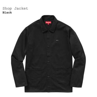 Supreme - 定価以下 supreme  shop jacket xl
