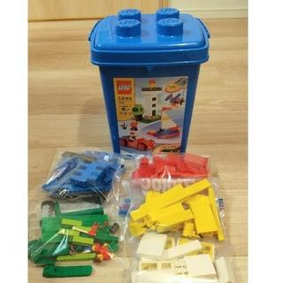 レゴ(Lego)のレゴ 青いバケツ 7615(積み木/ブロック)