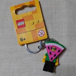 レゴ(Lego)のレゴ キーチェーン スイカ(その他)