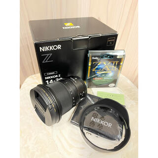 Nikon - NIKKOR Z 14-30mm f/4 S  ケンコーZXⅡ プロ
