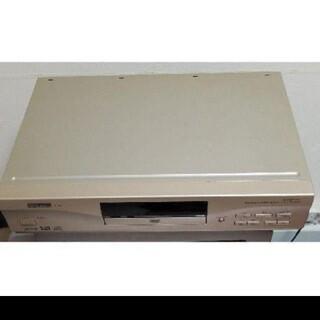 三菱 - 三菱DVDプレーヤーDJ-P100本体とリモコンです 三菱電機